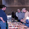Vendors at Train Show