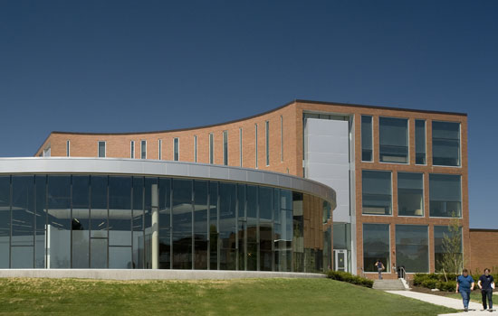 rit u2019s university services center certified leed platinum