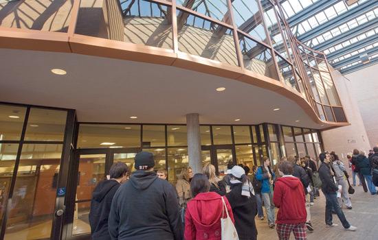 Rit Campus Center