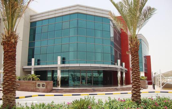 The New Rit Dubai Building is