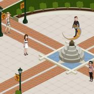 Versace, your way! RIT students design fashionable business game