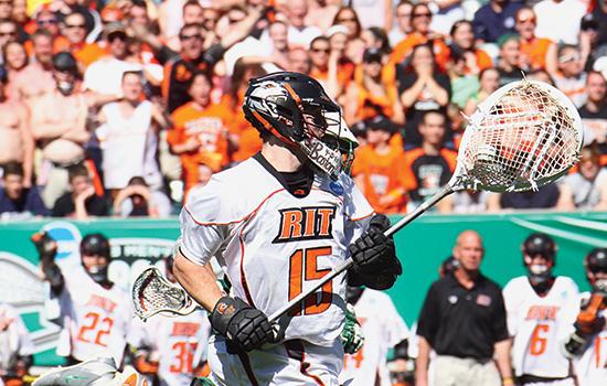Lacrosse makes history - RIT News
