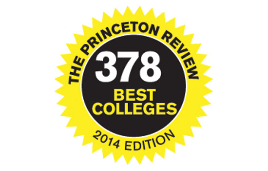 The Princeton Review has named 10 colleges in Connecticut among the top in America. Nearly all of those schools appear on various
