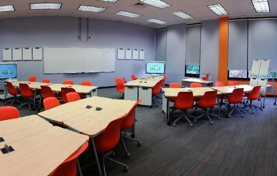 Innovative Classroom Tools : Rit unveils the 'classroom as a learning tool news