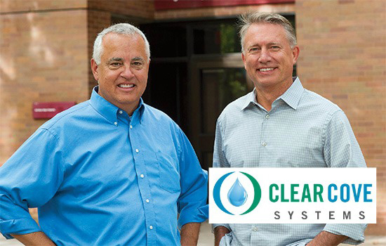 ClearCove Systems accepted into START-UP NY