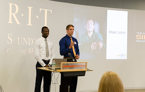 RIT entrepreneurship will be on display at Digital Rochester awards Sept. 22