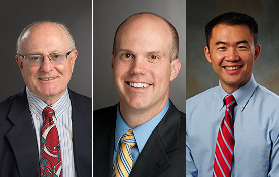 RIT names international education chairs for Saunders College of Business