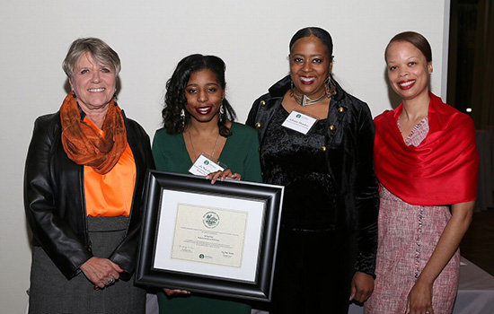 RIT's Ja'Nai Gray receives prestigious award