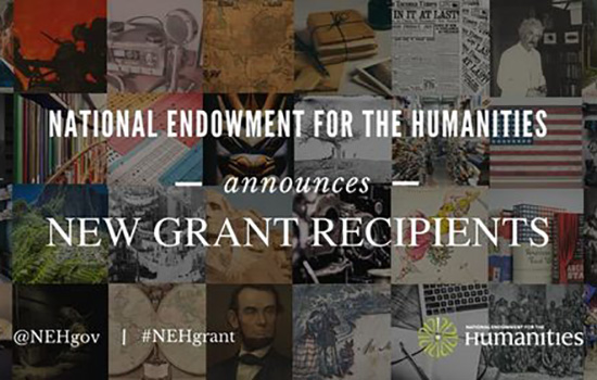 National Endowment For The Humanities Announces $91,000