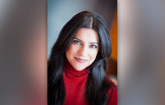 Founder of Girls Who Code Reshma Saujani inspires women in technology at talk April 21
