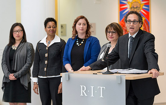RIT receives $1M to promote diversity among science majors