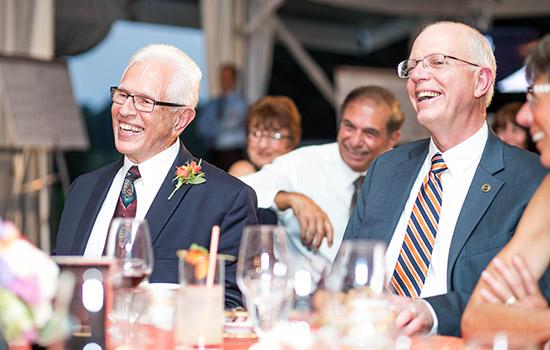 Nathaniel Rochester Society celebrates 50 years
