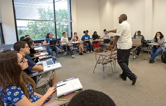 RIT welcomes its most diverse freshman class ever