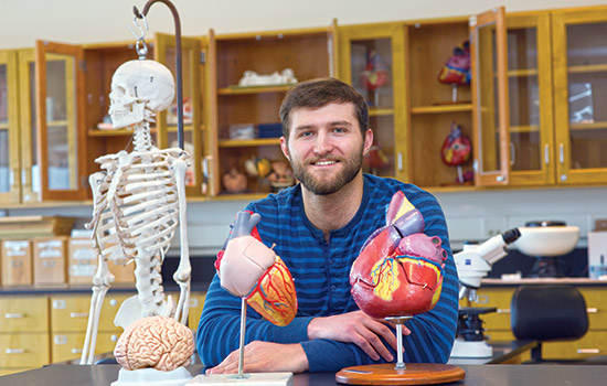 Rx RIT: Pre-med programs place students on path to become physicians