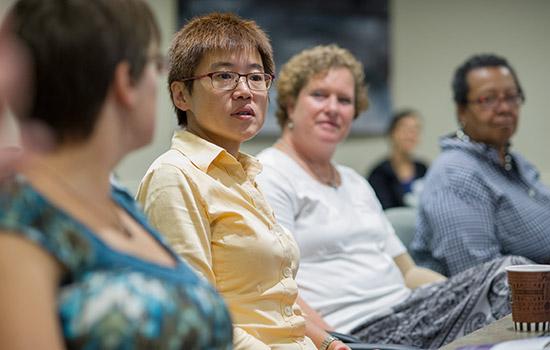 RIT scientist organizes second international symposium on 'Global Women of Light'