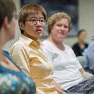 RIT scientist organizes second international symposium on 'Global Women of Light'
