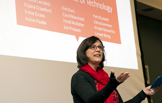 First Women's Caucus launched as part of RIT Academic Senate