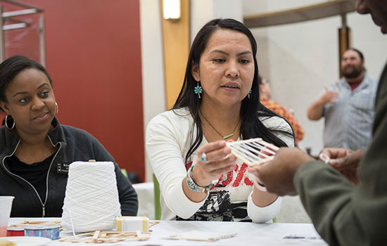 RIT named one of the Top 200 Colleges for Native Americans by 'Winds of Change' magazine