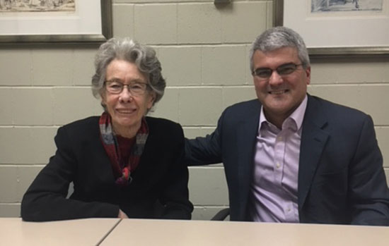 RIT writing awards named for Mary Sullivan, former COLA dean