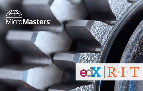 More than 100 learners complete RIT's first edX MicroMasters
