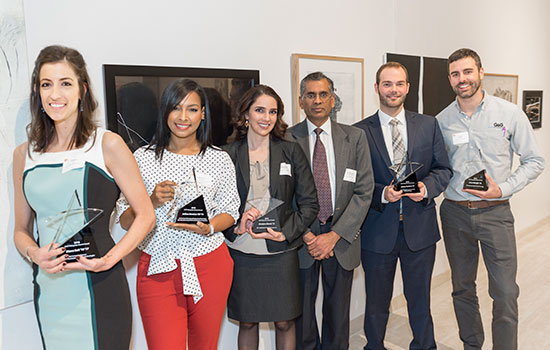 CAST celebrates alumni Rising Stars for professional accomplishments, community service