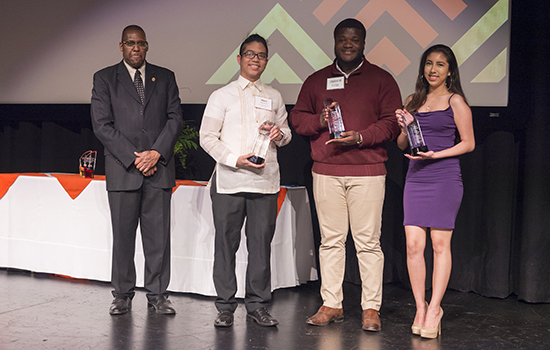 Division of Diversity and Inclusion celebrates outstanding RIT community members