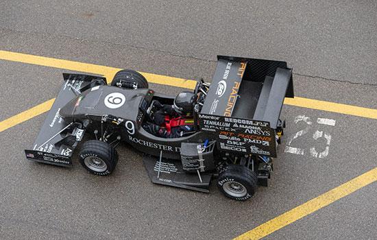 Formula SAE Racing opens season with Top-20 finish
