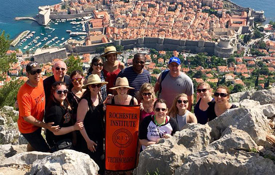RIT students and parents 'Explore Croatia'