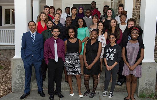 RIT welcomes 2018 class of Destler/Johnson Rochester City Scholars Aug. 27
