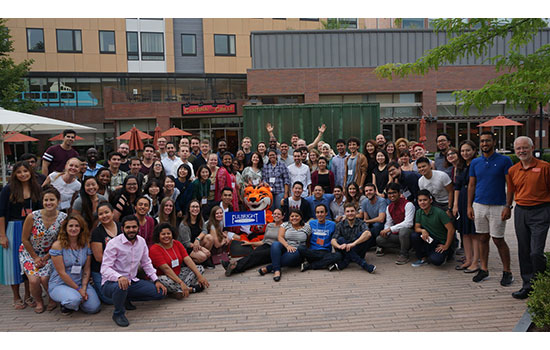RIT hosts international scholars for Fulbright Gateway Orientation
