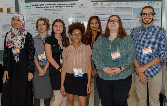 Inclusive Excellence cultivates diversity in research and mentoring