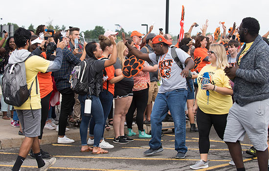 RIT's newest students urged to dream and change the world