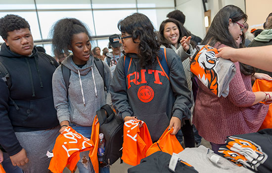 RIT launches new brand strategy and identity