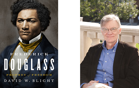 Frederick Douglass historian David Blight comes to Rochester
