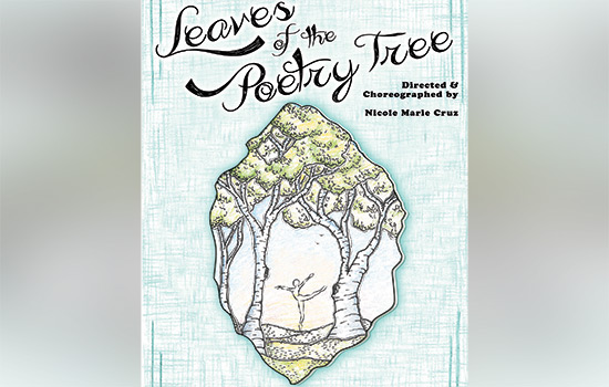 'Leaves of the Poetry Tree,' based on children's poetry and prose, brings interpretive dance to life for deaf and hearing audiences