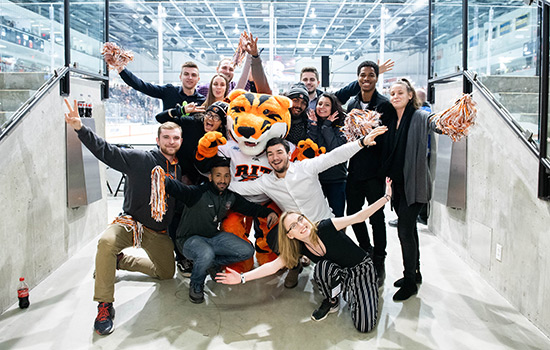 RIT student leaders from around the world meet in Rochester