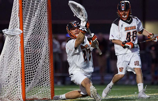 Men's lacrosse moves on to semifinals