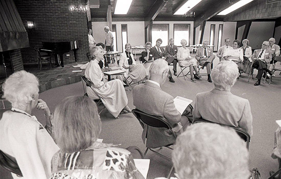 Osher Lifelong Learning Institute at RIT first opened its doors in 1987. It was originally called The Athenaeum.