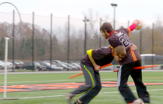 Muggle Quidditch thrives at RIT