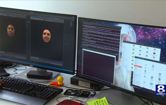 WROC-TV: RIT working to expose online hoaxes