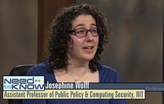 WXXI: Two RIT professors talk Bitcoin and Fake News