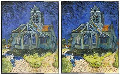 Apres Auvers before and after rendering