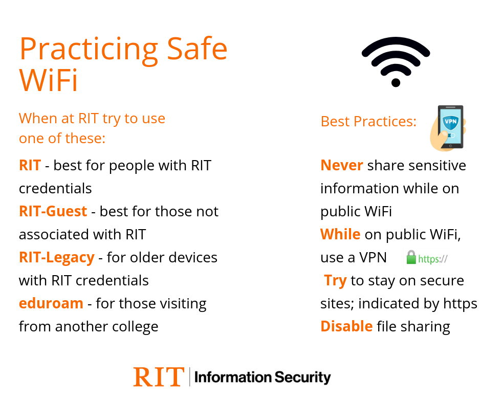 Wireless Networking | RIT Information Security