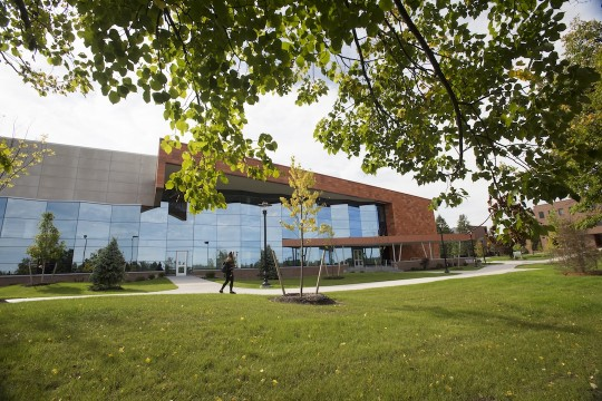 RIT MAGIC Center building