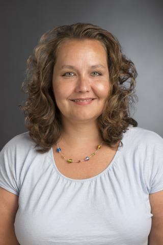 Portrait of Sharon Kompalla-Porter