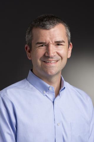 Portrait of Ben Willmott