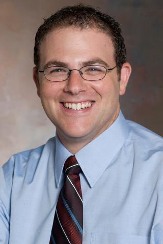 Portrait of Jeff Siegel