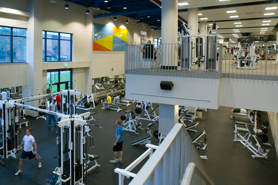 Indoor Facilities | Center for Recreation and Intramurals ...
