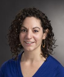 Portrait photo of Grace Weinstein, LCSW