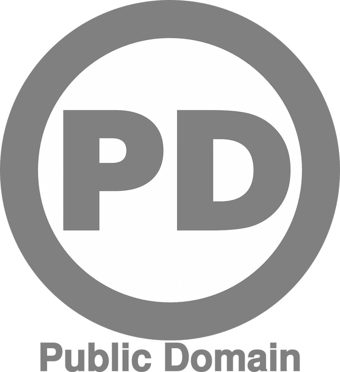Creative Commons mark for public domain